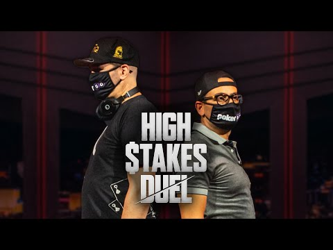Best Poker Player According to Phil Hellmuth? | High Stakes Duel