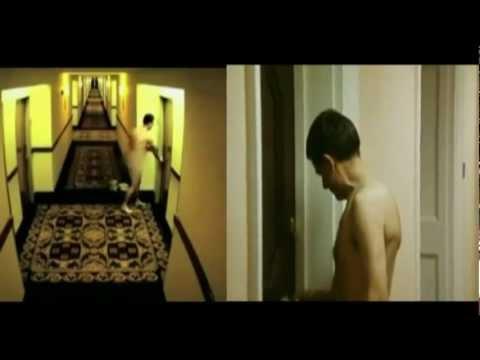 裸體男裸奔vs豆豆先生,他們好相似…