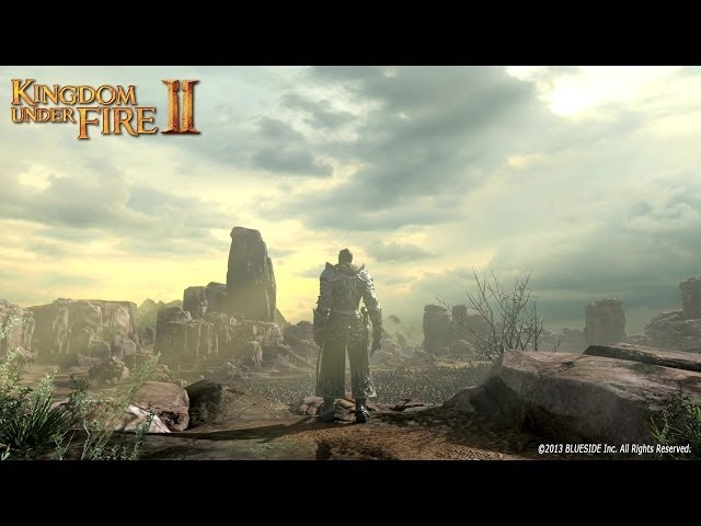 Kingdom Under Fire II Online G-Star 2013