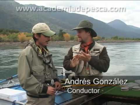 Pesca con Moscas  Capitulo # 1 Pto. Montt