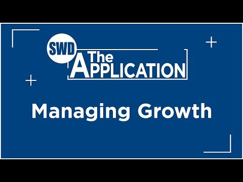 The Application: Managing Growth - Interview w/Alison Scott Bull (Part 3)