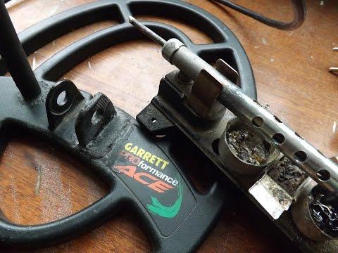 Как сделать самому катушку к металлоискателю