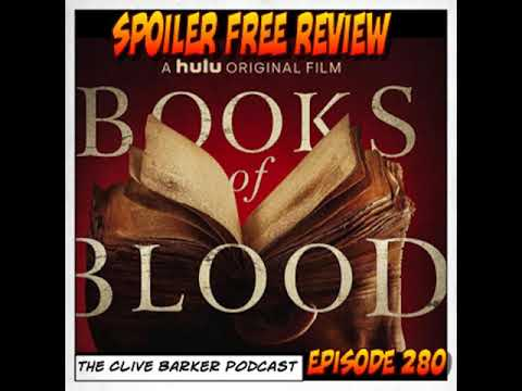 280 : Books of Blood (Hulu) Spoiler-Free Review