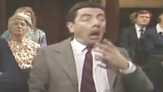 MrBean - Mr Bean - Sneezing in Church