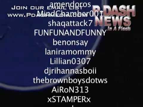 P-Dash News Bloopers. episode. 50