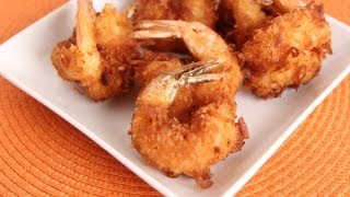 Coconut Shrimp Recipe - Laura Vitale - Laura in the Kitchen Episode 639