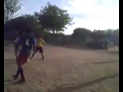 Futebol na barragem municipio de São lourenço do Piaui PARTE 3