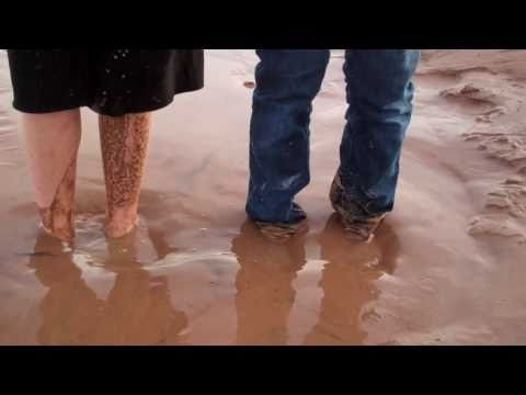 quicksand mud - Will quicksand potentially kill you if you are stuck in it? You bet it will, depending on weather, rising tide, or heat. If you are knee deep or less you can...