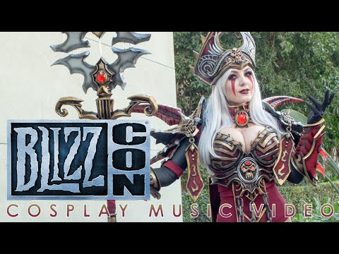 BlizzCon 2018 Cosplay Music Video