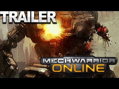 Image of MechWarrior Online - Mech Warrior Teaser Trailer (2012)