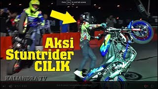 Video WAHYU NUGROHO Freestyler Termuda Indonesia || Amazing Skill Little Stunt Rider MP3, 3GP, MP4, WEBM, AVI, FLV September 2018
