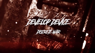 Video Develop Device - Discrete War (Single 2017)