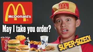 Video McDONALD'S HAPPY MEAL MAGIC SNACK MAKERS!!! 6 Vintage Sets from 1993! [SUPER SIZE ME WEEK] MP3, 3GP, MP4, WEBM, AVI, FLV Maret 2018