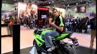 8. Kawasaki Ninja ZX-6R 2009 at INTERMOT