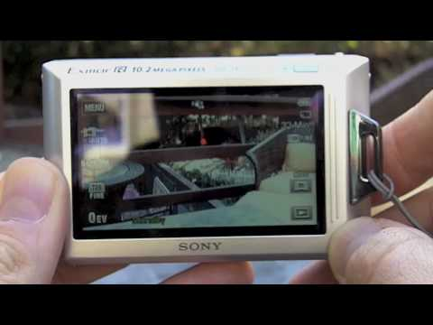Sony Cyber-shot DSC-TX1 Reviewed by HighTechDad
