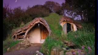 Hobbit House ~ Living In The Future