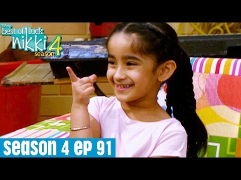 Bug Prom | Best Of Luck Nikki | Season 4 | Episode 91 | Disney India Official