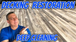 Decking Cleaning Dorset Bournemouth