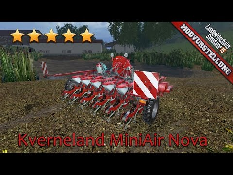 Kverneland Miniair Nova v2.0 multifruit