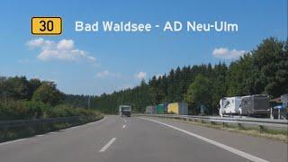 Neu-Ulm Germany  city images : [D] B30, Teil 2: Bad Waldsee - AD Neu-Ulm