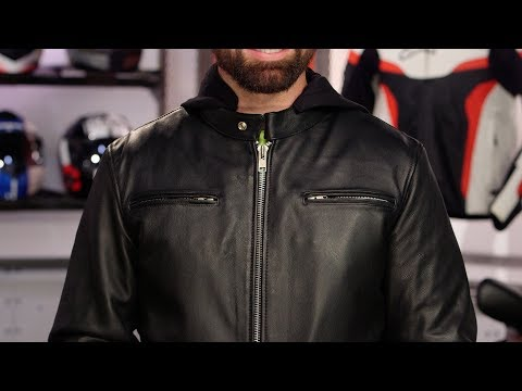First Manufacturing Street Cruiser Jacket Review at RevZilla.com