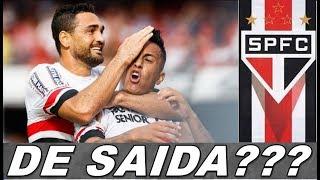 Centroavante do São Paulo foi responsável direto pelo gol da virada sobre o Cruzeiro, mas não sabe se continua no clube em...