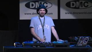 DJ Spell - Live @ DMC World DJ Championship 2016, o2 Forum Kentish Town