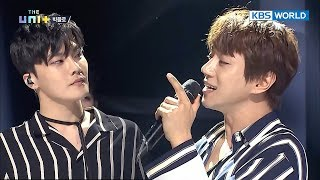 Hwang Chi Yeol & Bigflo Lex's 'A Daily Song' duet... Only on 'The Unit'! [The Unit/2017.12.20]