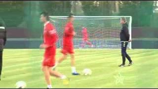 Ćiro Blažević - Trening NK Zagreb (w/ lyrics)
