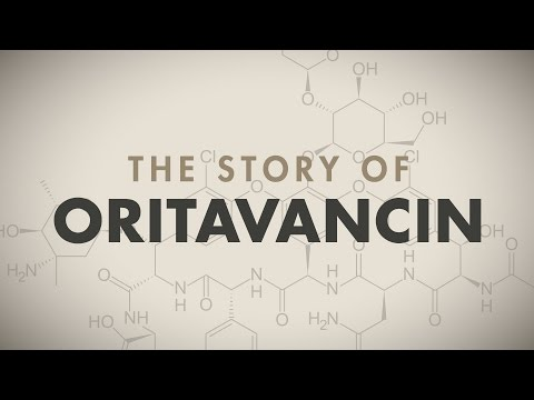 The Story of Oritavancin