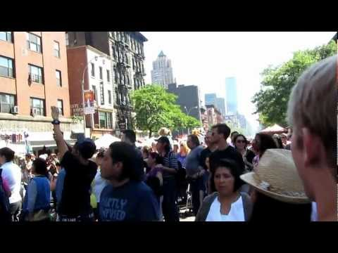 Ninth Avenue International Food Festival (19-May-2012) - Hell's Kitchen NYC