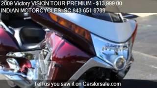 6. 2009 Victory VISION TOUR PREMIUM TOUR PREMIUM for sale in Mu
