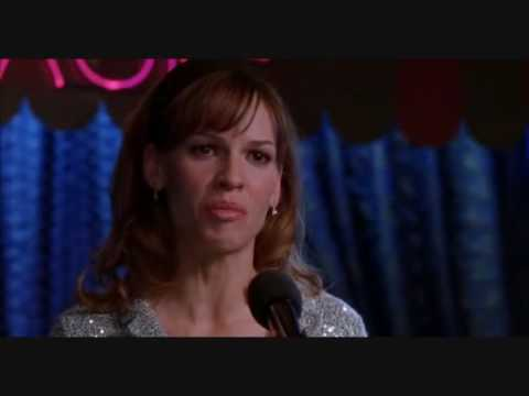 "P.S. I Love You -  Holly  ( Hillary Swank )  Singing  ""Love You Till The End"""
