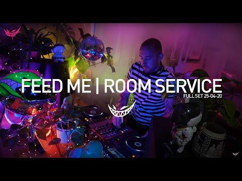 Feed Me | Room Service Festival (Full Set)