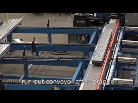 Samco Machinery Strut Packaging System
