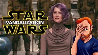 Video The Vandalization of Star Wars MP3, 3GP, MP4, WEBM, AVI, FLV Maret 2018