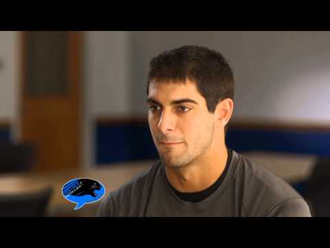 Jimmy Garoppolo Interview 12/20/2013 video.