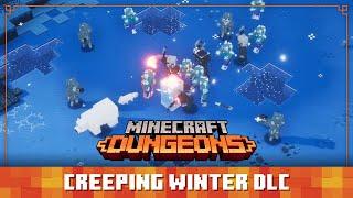 Minecraft Dungeons Diaries: Creeping Winter DLC