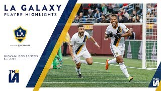 Check out the best of Giovani dos Santos during his 2017 season. Want to see more from the LA Galaxy? Subscribe to our ...