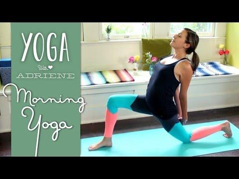 Morning Yoga - Energizing Morning Sequence
