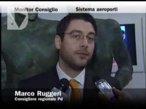 Il sistema aeroporti in Toscana.