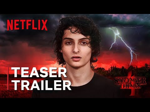 "Stranger Things  Season 4 (2021) First Trailer Concept ""We're not in Hawkins anymore"" Netflix Series"