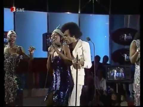 (sunny) - Boney M. at the German TV Show 