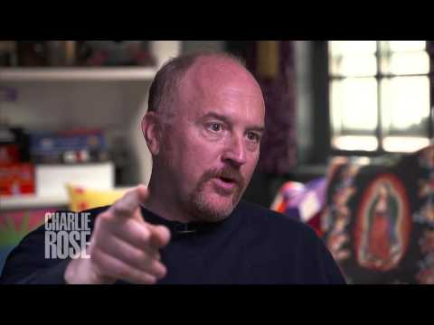 """Louis CK talks about how there are no """"off limits"""" to comedy."""
