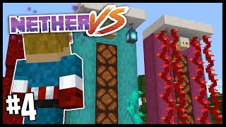 GUESS WHAT HAPPENED AGAIN!? •   Nether Vs   Minecraft 1.16 Nether Challenge   #4
