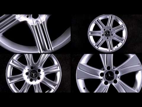 Mercedes-Benz Genuine Wheels