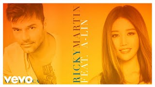 "Ricky Martin feat. A-Lin - ""Vente Pa' Ca"" (Cover Audio)""Vente Pa' Ca (feat. A-Lin)"" available on these digital platforms:iTunes: http://smarturl.it/VentePaCaAlinSpotify: http://smarturl.it/VentePaCaAlinSpGoogle Play: http://smarturl.it/VentePaCaAlinGPAmazon: http://smarturl.it/VentePaCaAlinAmFollow Ricky Martin:Website: http://www.rickymartinmusic.comFacebook: https://www.facebook.com/RickyMartinOfficialPageTwitter: https://twitter.com/ricky_martinInstagram: http://instagram.com/ricky_martinOfficial audio video by Ricky Martin feat. A-Lin performing  ""Vente Pa' Ca."" (C) 2017 Sony Music Entertainment US Latin LLC"