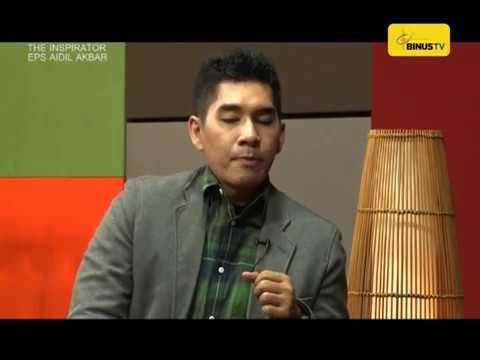 THE INSPIRATOR : Aidil Akbar – Rich and Wealthy (Part.1)