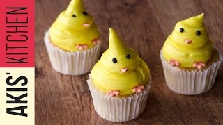 Easter Chick Cupcakes | Akis Kitchen by Akis Kitchen