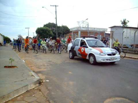 1ª Bicicletada de Marabá Paulista